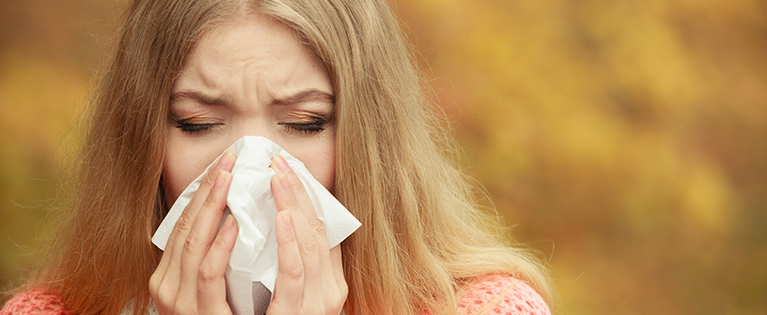 What Causes Sinus Problems in the Fall?